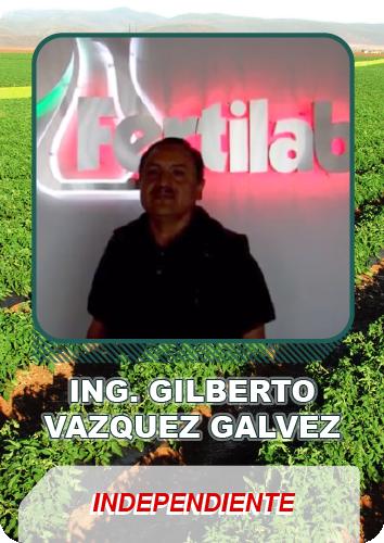 Testimonio Ing. Gilberto Vazquez Galvez
